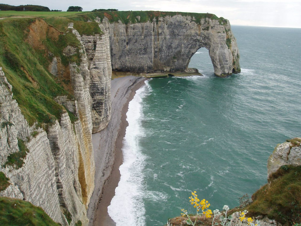 Etretat-Normandy-France