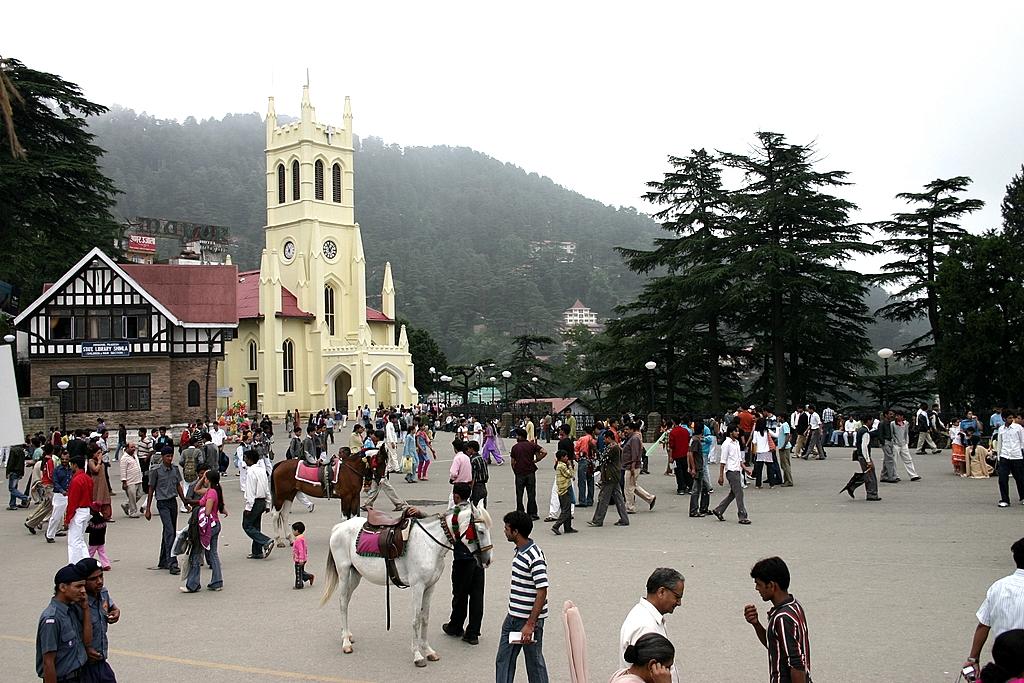 Shimla_India_Ridge