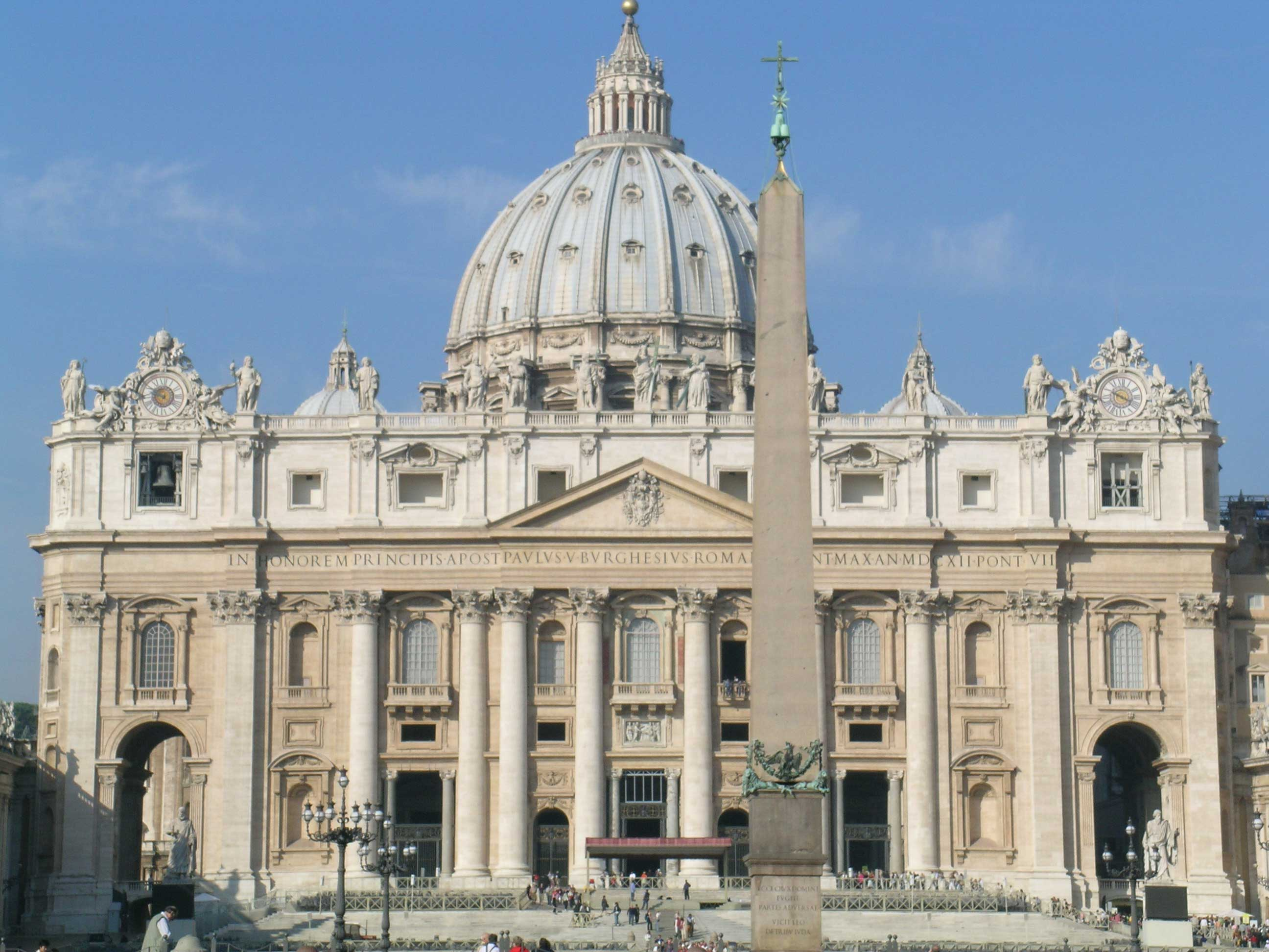 St-Peters-Basilica-Rome